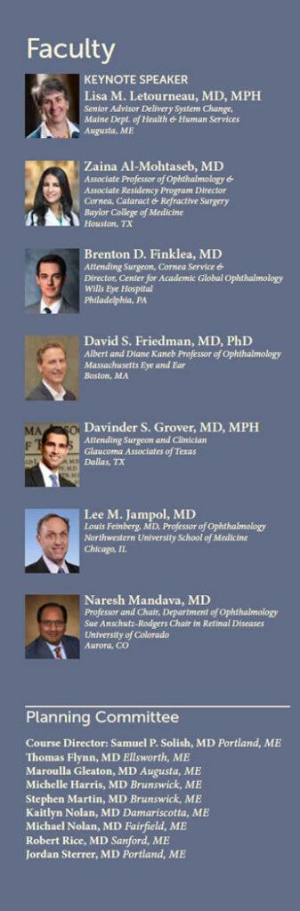 2021 DOS Faculty.